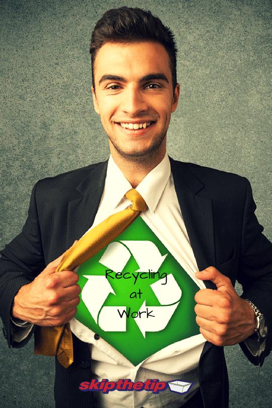 Recycling at Work - Skip bin hire, Skip bins Newcastle, Newcastle skip bins
