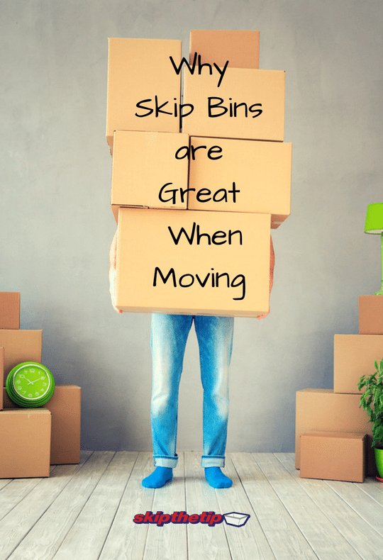 why skip bins are great when moving - Skip bin hire, Skip bins Newcastle, Newcastle skip bins