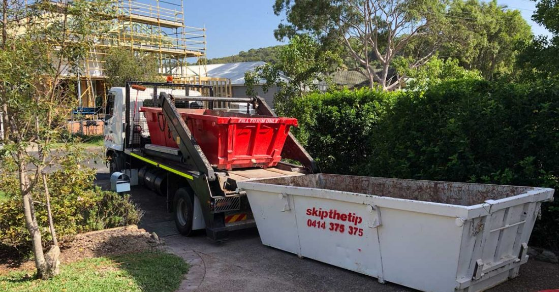 4m3 Skip Bin Hire Newcastle NSW